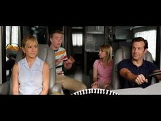 We're the Millers Movie  - Official Trailer [HD]  action comedy  starring Jennifer Aniston and Jason Sudeikis out August 2013   Jason Sudeikis actor comedian on ABC.com Jimmy Kimmel show Wednesday August 7, 2013 Mayer Hawthorne sings Her Favorite Song end of show