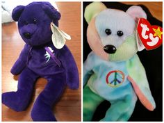 You Won't Believe How Much Money These 11 Beanie Babies Are Actually Worth Now!