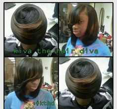 How To Wrap Up The Quick Weave Bob Sew