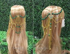 Magical Forest Star Circlet by Lillyxandra on DeviantArt