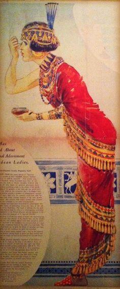ATLANTEAN GARDENS: The Sumerian Princess Puabi