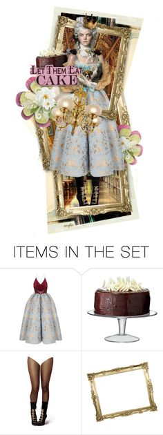 """Marie Antoinette"" by necyluv ❤ liked on Polyvore featuring art"