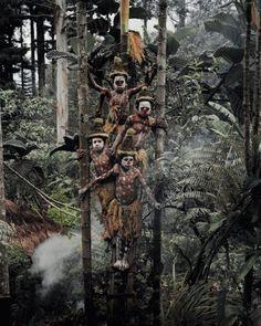 Goroka in Indonesia and Papua New Guinea