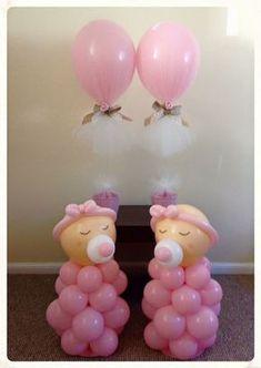 Super Baby Shower Ideas For Boys Diy Party Themes Babyshower Ideas Baby Shower Balloon Decorations, Baby Balloon, Baby Shower Balloons, Baby Shower Centerpieces, Table Decorations, Baby Shower Gender Reveal, Baby Shower Themes, Baby Boy Shower, Shower Ideas