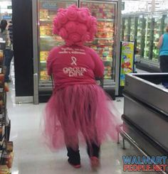 ANOTHER BEAUTIFUL HAIRDO DONE AT THE WALMART SALON....FOLLOW THIS BOARD FOR THE BEST OF WALMART  WIERDO'S AND CRAZIES DAILY....AC