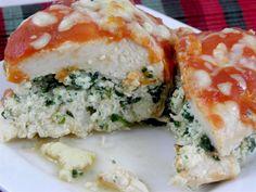 Chicken Rollitini