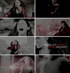 Scarlet Witch #marvel