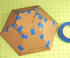slab building! Bouwen met plakken klei, alleen aan de binnen kant of anders per deel aan de buitenkant ( krimp!)