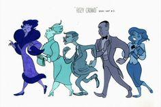 Fantasia 2000 - George Gershwin, Rhapsody in Blue