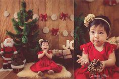 Mini Sessão de Natal « [Ô] Jessica Alves | Fotógrafa Especializada em Recém-Nascidos