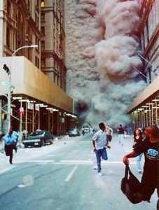 9/11 implosion