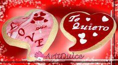 Galletas para San Valentín