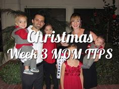 """Are you getting excited for Christmas or feeling worn out by your to-do list? Join us for our this week's Mom Tips specially designed to help you to have the most joyous Christmas Season ever!  My favorite Christmas Tip this week is, """"Ask your husband what his favorite Christmas treat or tradition is and make that a priority this year.""""  #christmaswiththehelpclub #helpclubformoms"""