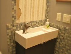 Very Small Bathroom Sinks