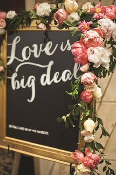 Spread Love Events » Kate Spade Inspired Wedding Display