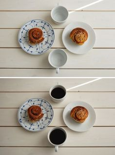 Fika (Pronounced FEE-Ka) is a Swedish word that's often used as a verb, which means 'to take a coffee break'. A typical fika ritual includes a sweet accompaniment to your coffee, like a cookie or a cinnamon roll. These social outings are an integral part of Swedish culture.