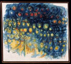 Bettye Olson, Lights at Night http://www.mnartists.org/artistHome.do?rid=150277