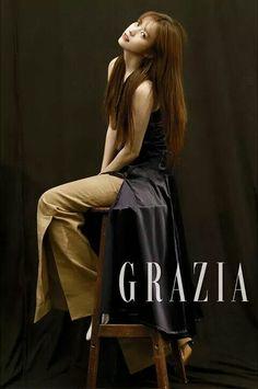 Han Hyo Joo Grazia magazine