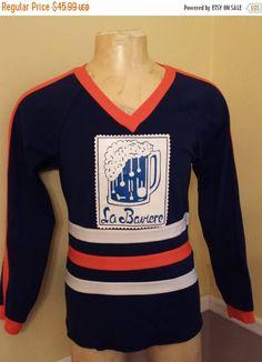 2f757da77 40% OFF SUPER SALE Vintage La Baviere 1980 s Club Hockey