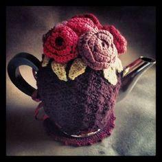My tea pot cosy