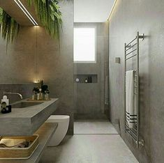 Luxury Bathroom Ideas is enormously important for your home. Whether you pick the Luxury Bathroom Master Baths Dark Wood or Luxury Bathroom Master Baths Log Cabins, you will create the best Bathroom Ideas Master Home Decor for your own life. Bathroom Layout, Modern Bathroom Design, Bathroom Interior Design, Modern Interior, Minimal Bedroom Design, Modern Design, Minimalist Bathroom Design, Tile Layout, Bad Inspiration