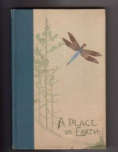 A Place on Earth by Gwen Frostic from arizonalamplady on Ruby Lane
