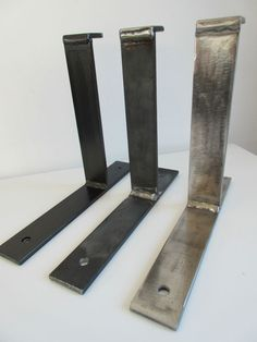 Scaffold boards brackets up to thick boards and from to deep boards made to measure .various sizes available