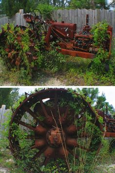 1000 Images About Abandoned Farm Equipment On Pinterest