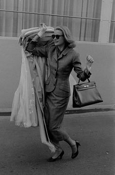 grace kelly purse price