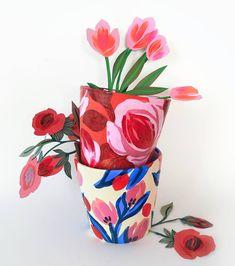 Jo Jiménez ® (@jojimenez) • Fotos y vídeos de Instagram Jaba, Planter Pots, Instagram, How To Make, Artists, Bom Dia