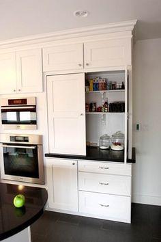 Traditional With a Modern Twist - traditional - kitchen - san francisco - Paragon Kitchen & Bath Studio