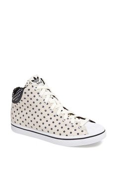 adidas 'Star' High Top Sneaker (Women) available at #Nordstrom