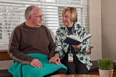 Hospice of Mercy volunteers play a vital role in patient care. In 2012, they gave more than 9,200 hours of their time! Per Medicare, 5% of all patient care hours must be provided by trained volunteers. This regulation ensures that a hospice program has roots deep in the community.