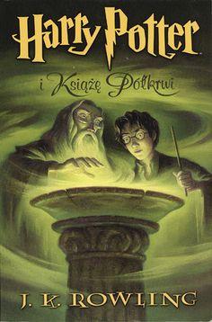 harry potter i książe półkrwi książka - Szukaj w Google