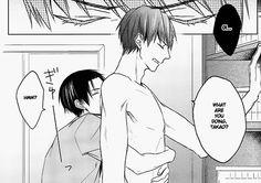 two persons ENG: http://leona-dracontis.tumblr.com/post/45124922068/two-persons-midotaka-doujinshi