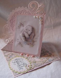 georgeous - Easel Card