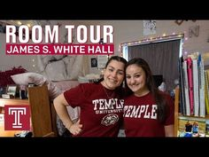 White Hall Room Tour - YouTube Hall Room, Dorm Life, Room Tour, Channel, College, Tours, Student, Feelings, Youtube