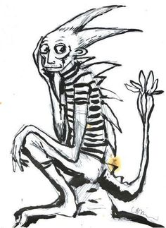 Monster Boy by Clive Barker