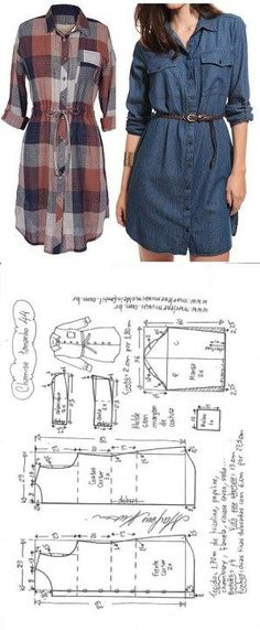 Saia com pala e pregas macho – DIY – molde, corte e costura – Marlene Mukai Sewing Dress, Dress Sewing Patterns, Diy Dress, Sewing Patterns Free, Clothing Patterns, Designer Blouse Patterns, Skirt Patterns, Sewing Art, Coat Patterns