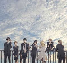 Makishima Shogo, Kogami Shinya, Anime Nerd, Anime Manga, Fille Gangsta, Psycho Pass, Illustrations, Anime Comics, Anime Characters