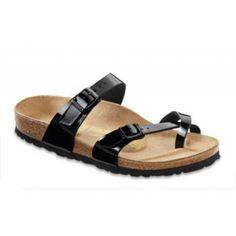 2b7da2241e7 Women s Mayari Sandal in Black Patent by Birkenstock Birkenstock Sandals  Outfit