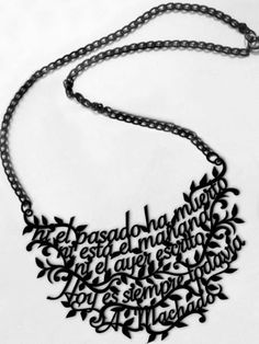 Machado Necklace