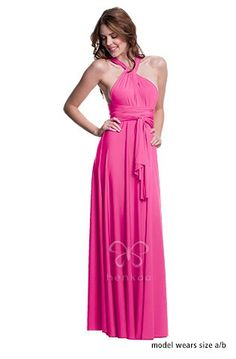 Sakura Maxi Convertible Dress