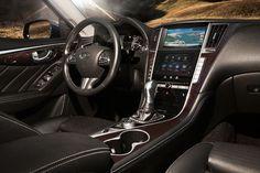 Meet the 2016 Infiniti A High-Tech Dream Car Infiniti G37s, 2016 Infiniti Q50, Infiniti Q50 Interior, Best Hatchback Cars, Nissan, Car Buying Tips, Shopping Near Me, Car Finance, Rear Wheel Drive