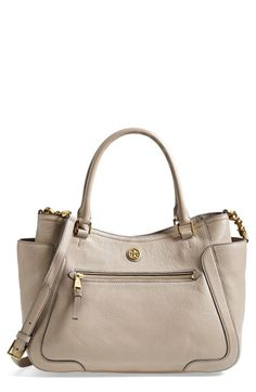 Tory Burch 'Frances' Leather Satchel available at #Nordstrom