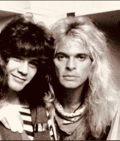 Rock N Roll Music, Rock And Roll, David Lee Roth, Hes Gone, Eddie Van Halen, 80s Rock, Rigs, Superstar, Guitars