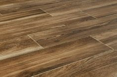 BuildDirect – Porcelain Tile - Barn Wood Series  – Rustic Timber - Angle View