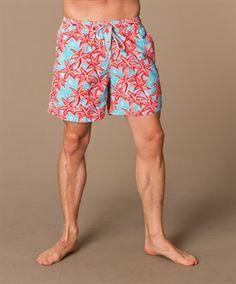 Villebrequin Swim Shorts - Pacific