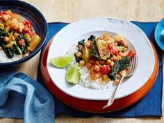 Get a dose of fibre, protein and greens from this tasty spiced vegetable and…