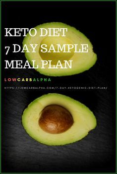 Ketogenic Diet 7 Day Sample Meal Plan https://lowcarbalpha.com/7-day-ketogenic-diet-plan/ example foods to eat on a LCHF keto diet
